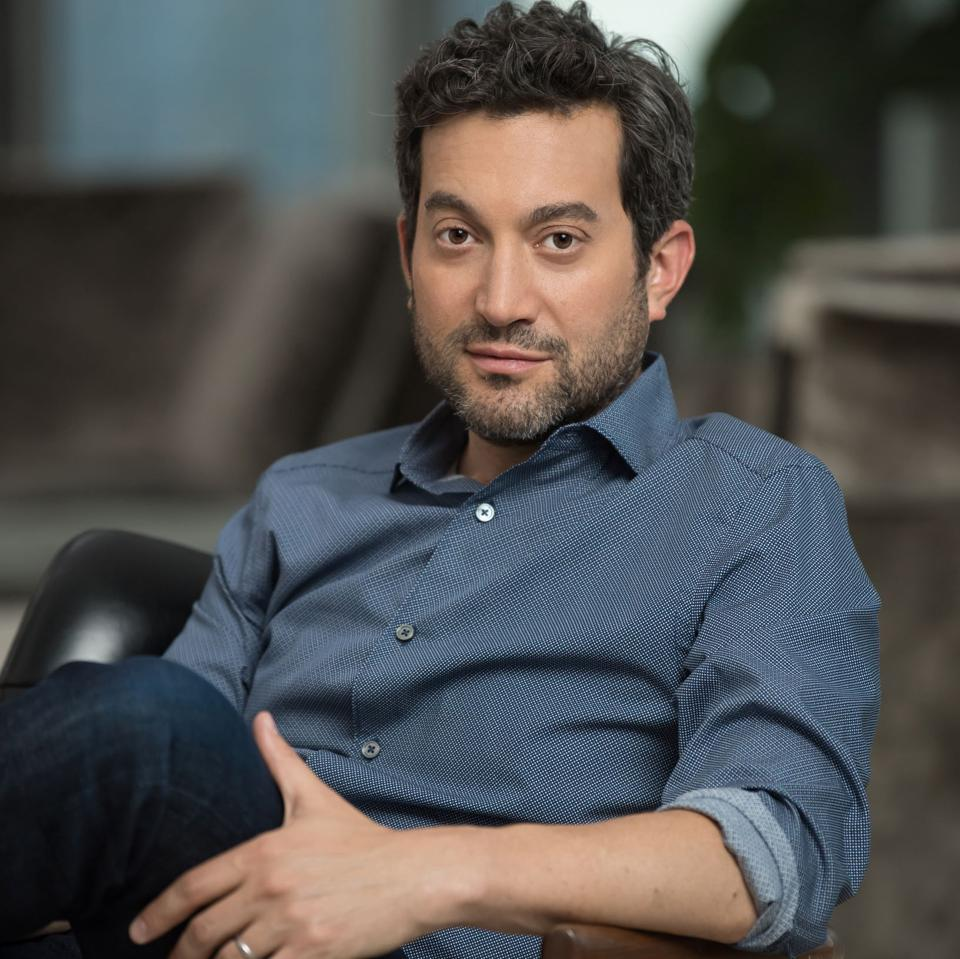 Shutterstock's Founder Jon Oringer is moving from CEO to executive chairman.