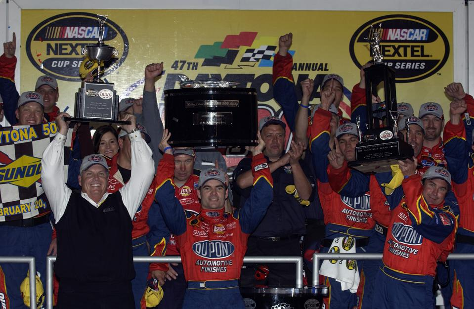 4-Time NASCAR Champion Jeff Gordon On This Weekend's Daytona 500 And 2020 Season