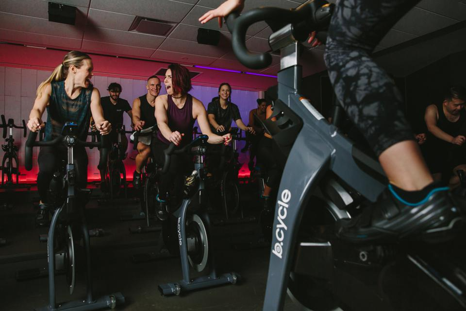 b.cycle spin studio