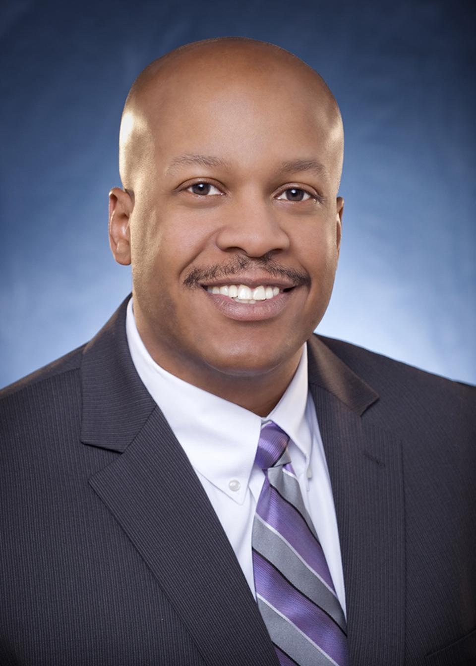 David McLeod, Chief Information Security Officer of Cox Enterprises.
