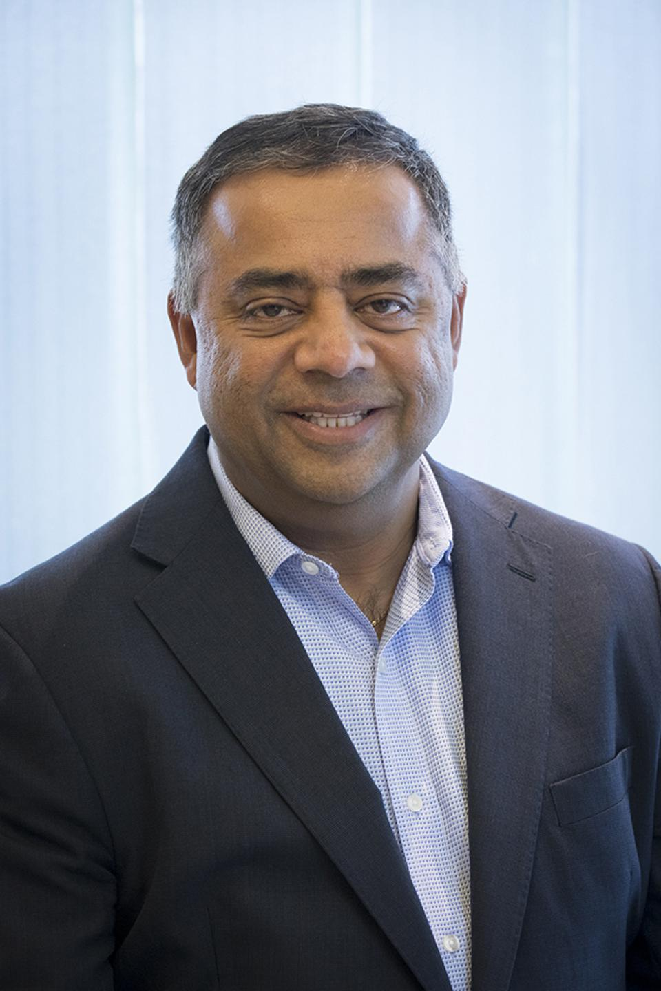 Vivek Khindria, CISO and vice president of security and risk for Loblaw Companies Limited.