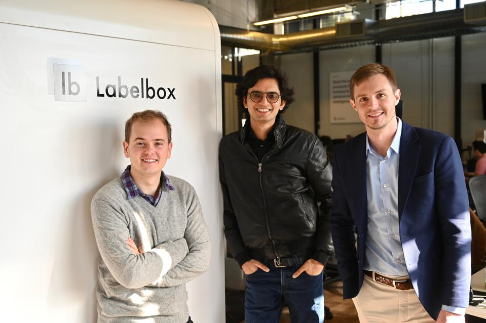 Labelbox co-founders, image from Labelbox
