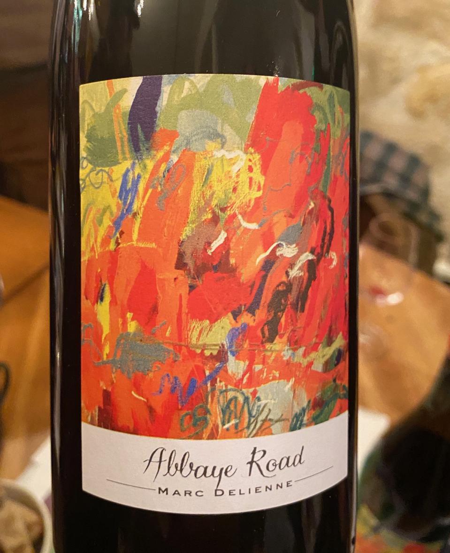 Abbaye Road wine from Marc Delienne