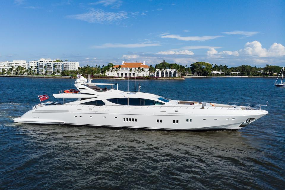 MISS MONEYPENNY is for sale at $15,500,000