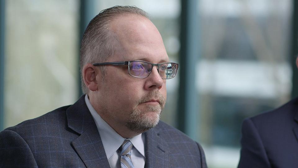 Greg Jensen, senior principal director of cloud security at Oracle.