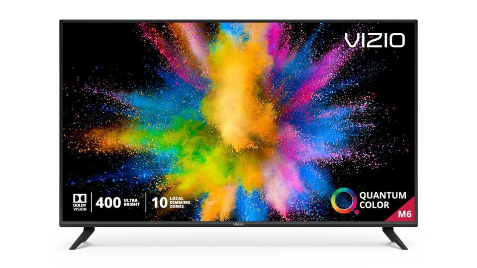 Vizio M-Series Quantum TV on a white background.