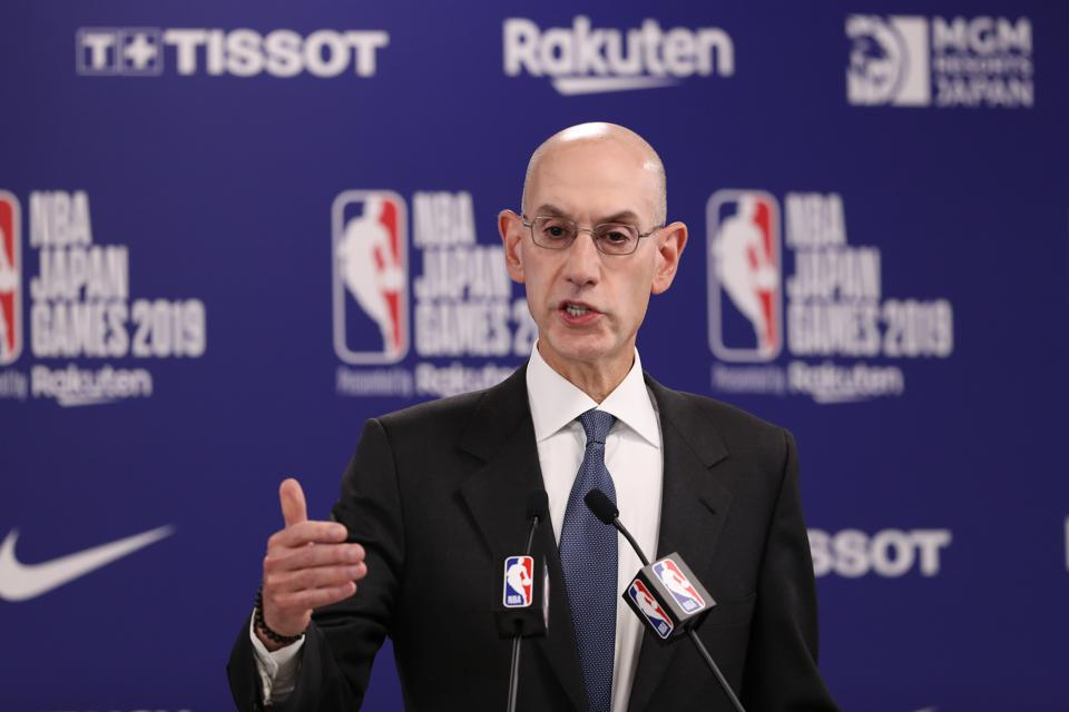 The NBA All-Star Tech Summit will take place in Chicago this weekend.