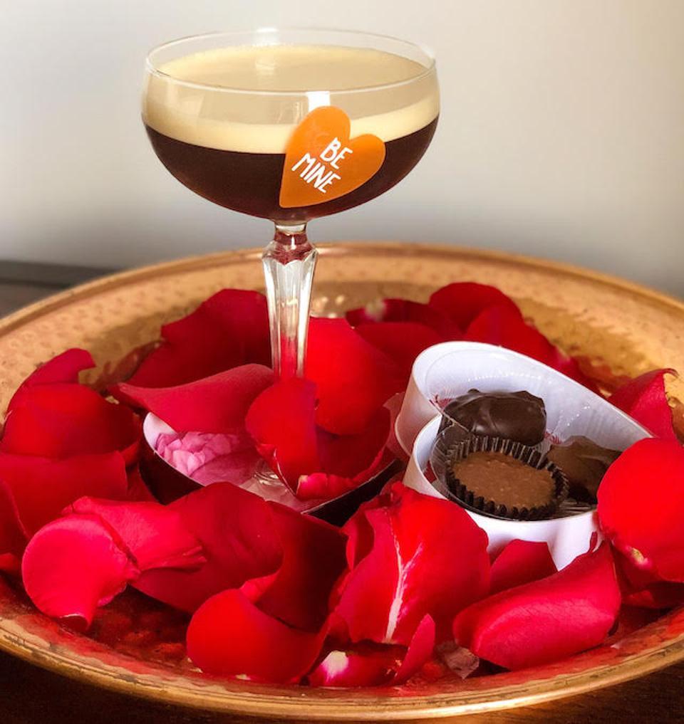 Dark Drinks To Warm Your Bitter Soul On Valentine's Day