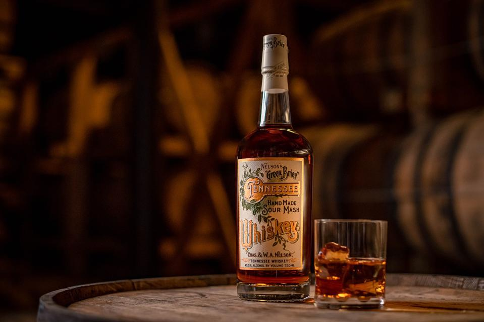 Tennessee Whiskey from Nelson's Green Brier
