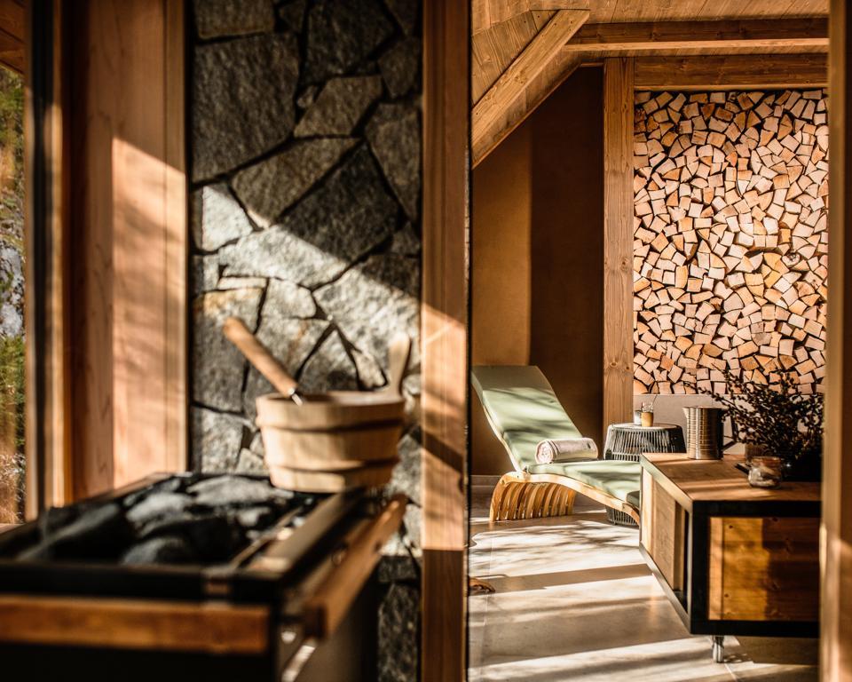 Le spa du Vila Planinka possède un sauna infrarouge et un sauna bio finlandais.