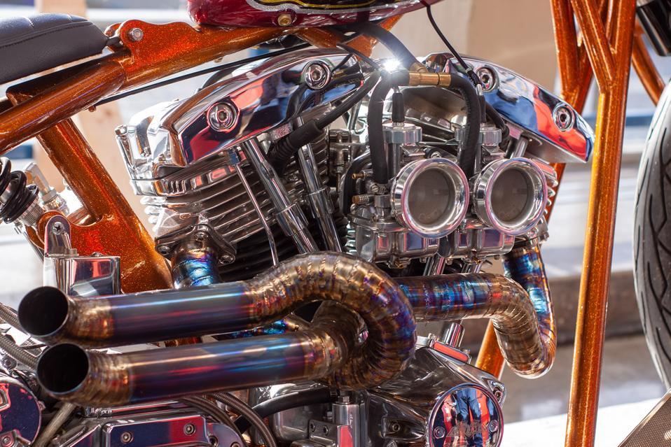 2020 One Motorcycle Show, Portland, Oregon