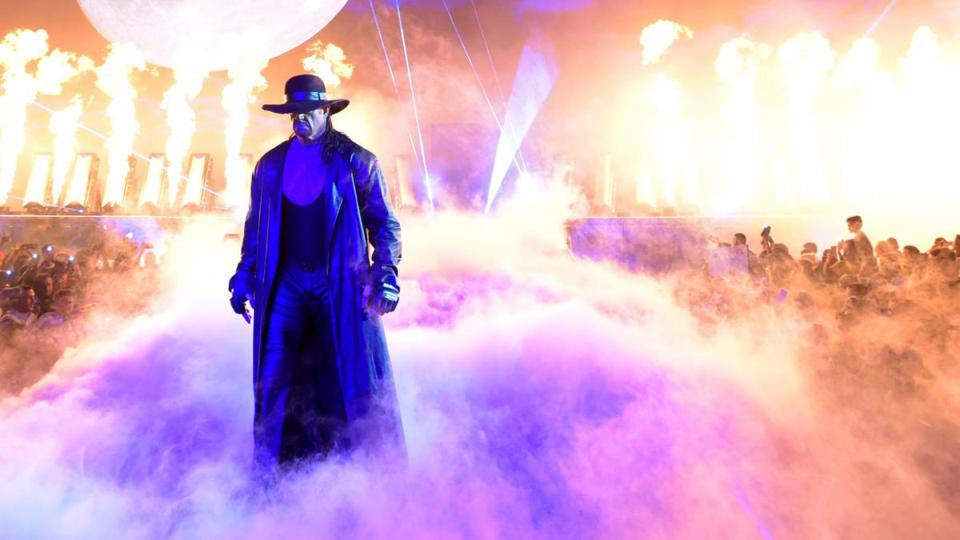 Triple H Wanted Advice From The Undertaker While Dating Stephanie McMahon In WWE 2