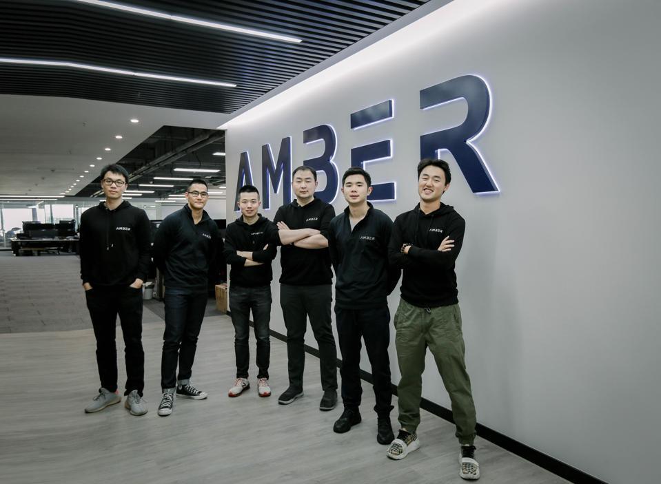 Amber founding team