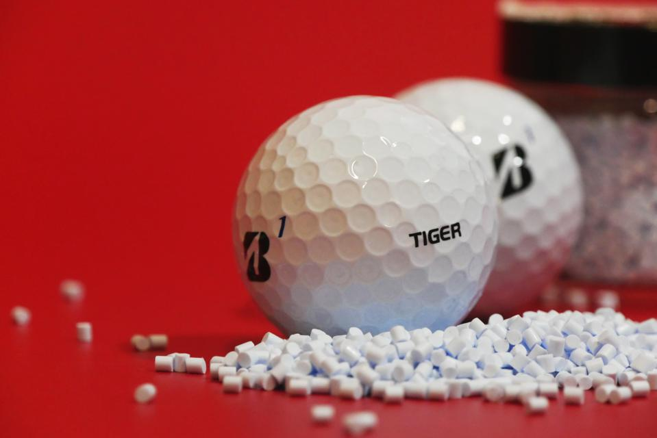 Bridgestone's New Golf Balls Hit Retail, And Tiger Woods Played A Key Role In Making Them A Reality