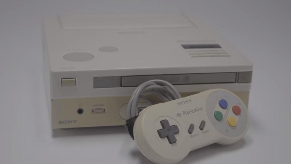 The Nintendo PlayStation