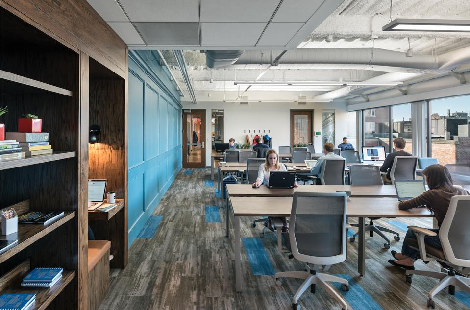 Boston, MA - Workbar's Back Bay location