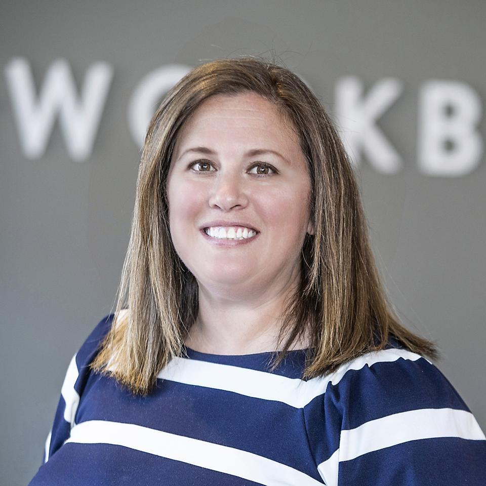 Boston, MA - Sarah Travers, CEO of Workbar
