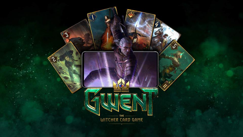 Gwent, the Witcher Card Game, comes to Android phones in late March 2020.
