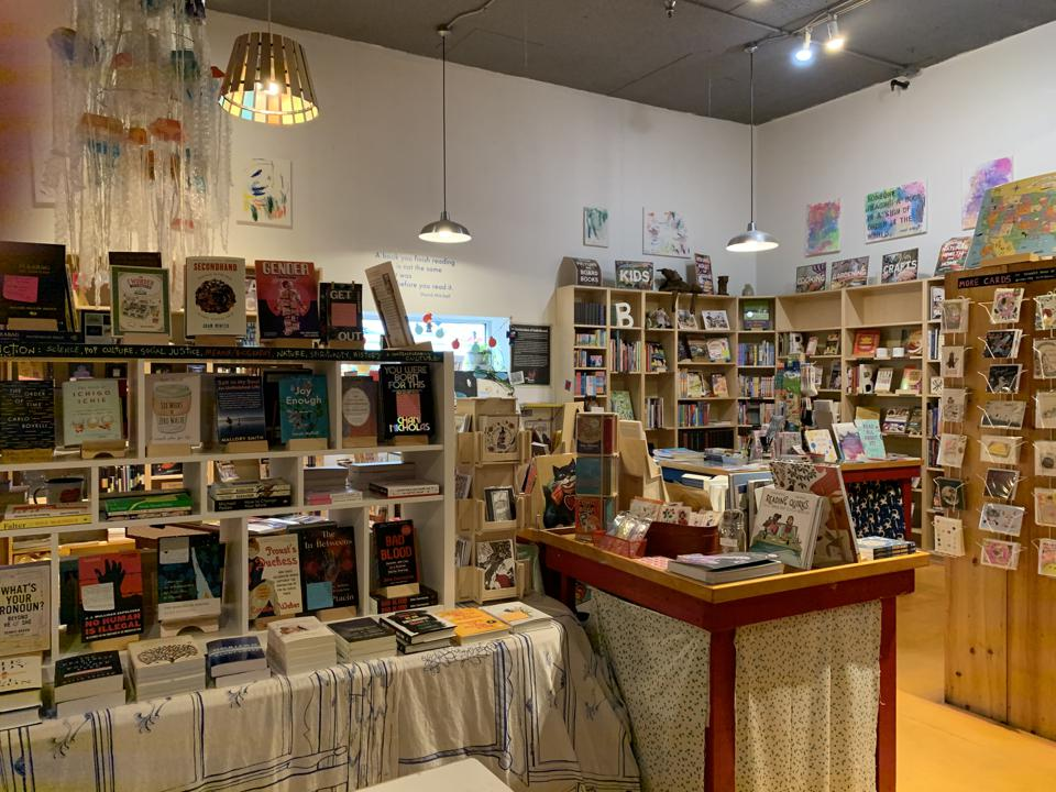 Why Maine Bookstore Hello Hello Books Won't Be Stocking Bestseller 'A Very Stable Genius'
