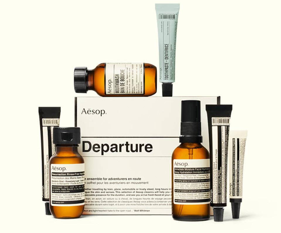 Aēsop Travel Kits