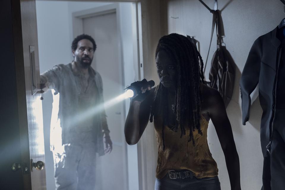 Michonne The Walking Dead Season 10B