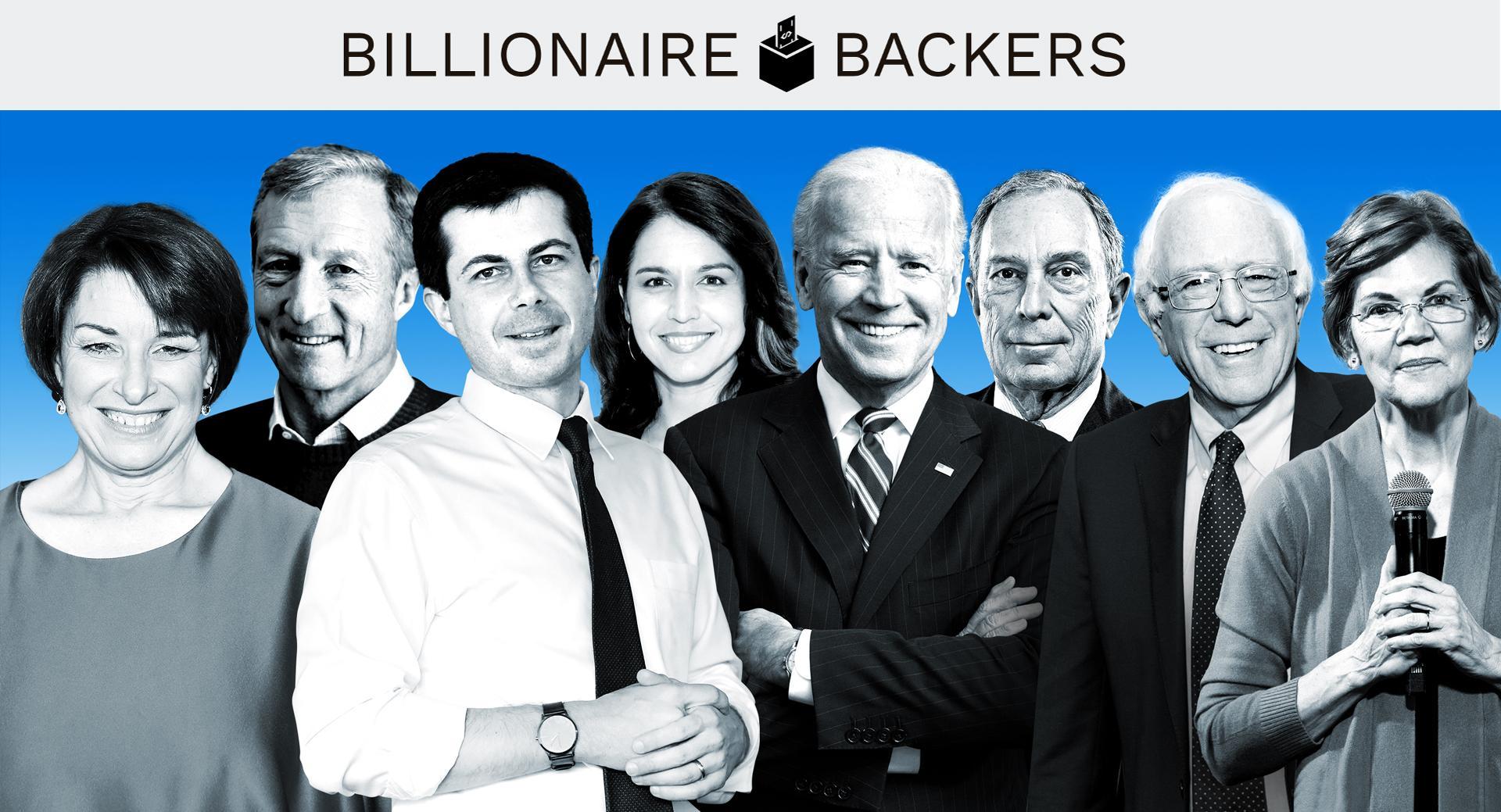 Biden Up To 60 Billionaire Donors While Buttigieg Hits 56. Bernie? Zero.
