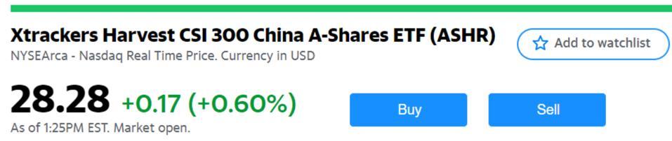 ASHR China
