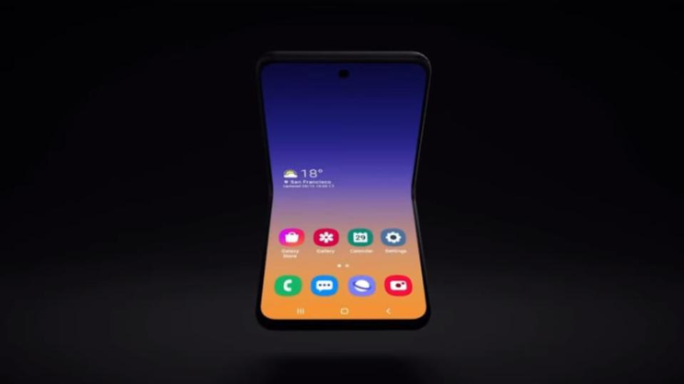 Mobile, smartphones, foldables