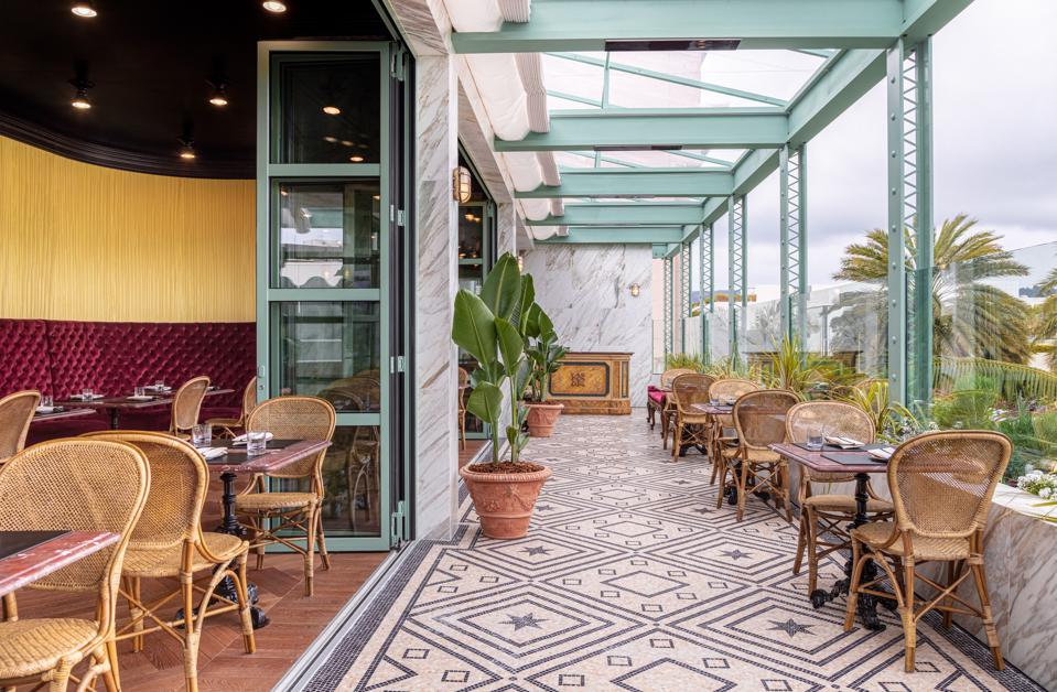 Rodeo Drive Beverly Hills Italian Food