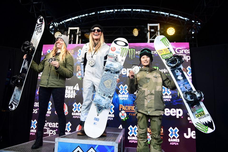Jamie Anderson X Games Aspen 2020 - January 25, 2020