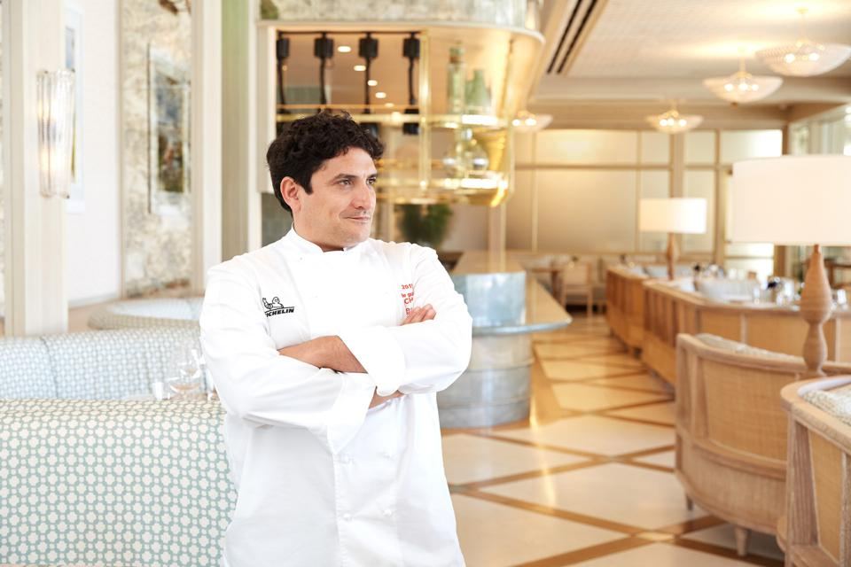 Mauro Colagreco Florie's