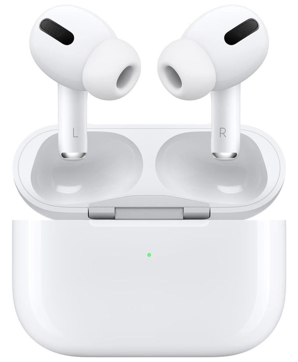 AirPods Pro Transparency mode and Live Listen act as a hearing aid.