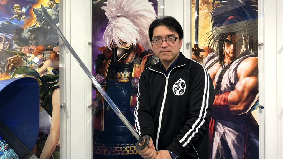 Nobuyuki Kuroki On The New 'Samurai Shodown' And His Love For 'Garou: Mark Of The Wolves'