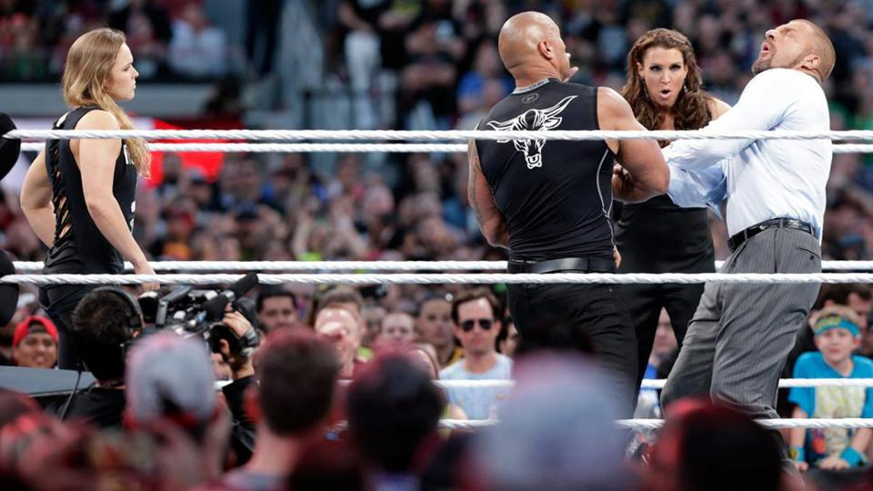 WWE Is Discussing A Blockbuster Return With A Major Star