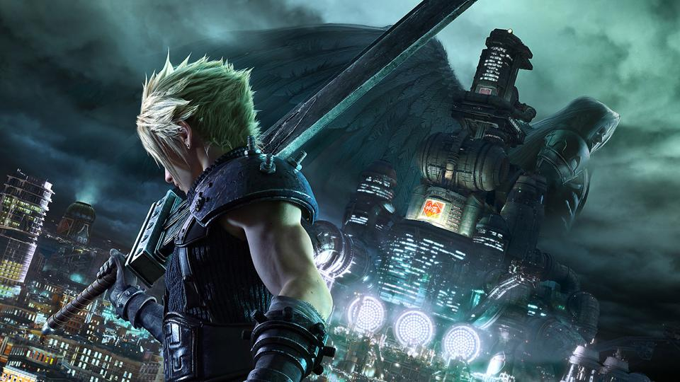 The Opening Movie For 'Final Fantasy VII Remake' Is All Kinds Of Epic
