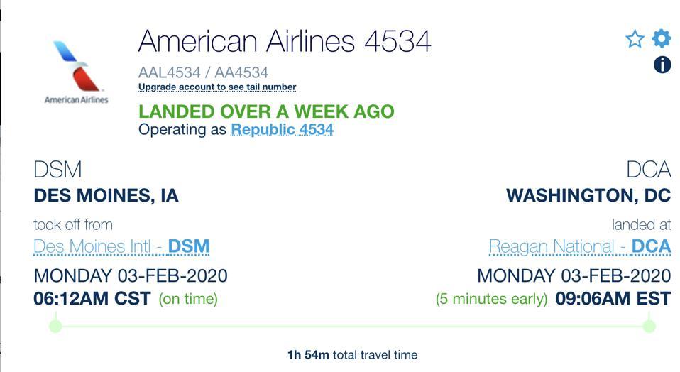 Bernie Sanders private jet flights