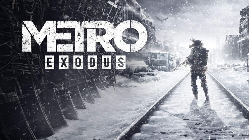 Metro Exodus is coming to Linux