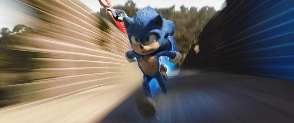 Box Office: 'Sonic' Breaks Records With Huge $21M Friday As 'Downhill' Bombs
