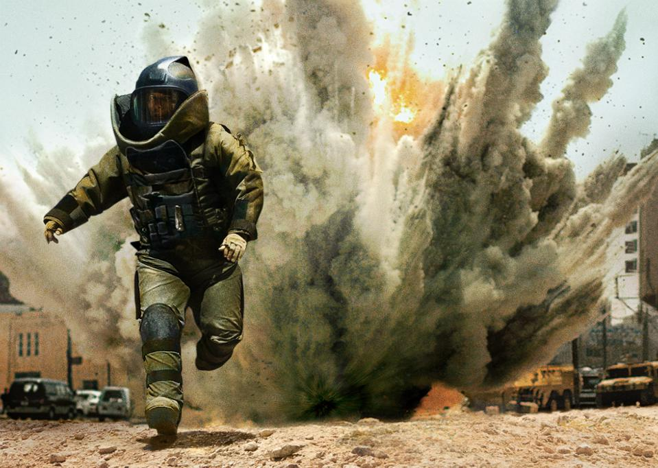 Review: Is 'The Hurt Locker' Worth A Digital 4K Upgrade?