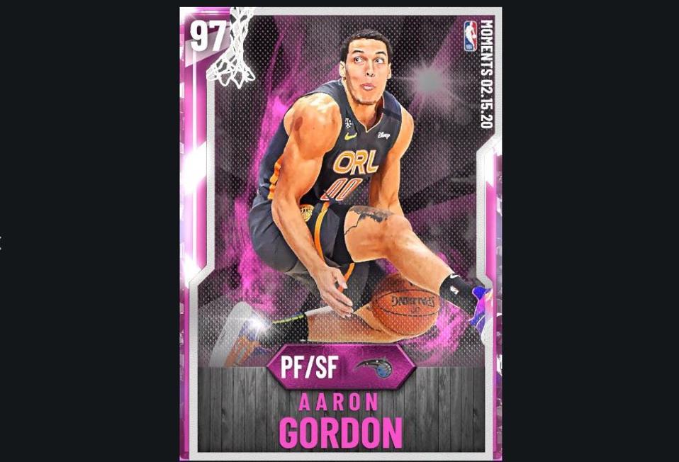 Aaron Gordon in NBA 2K20 MyTeam
