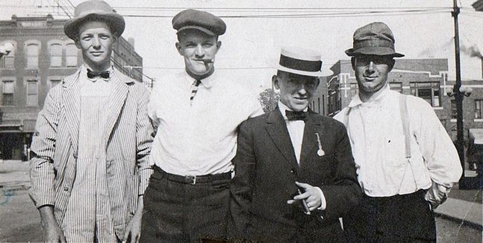 Irish immigrants in the US, 1909