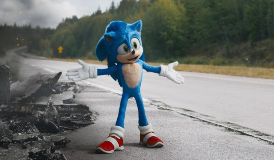 How In The World Is The 'Sonic The Hedgehog' Movie Actually Good?