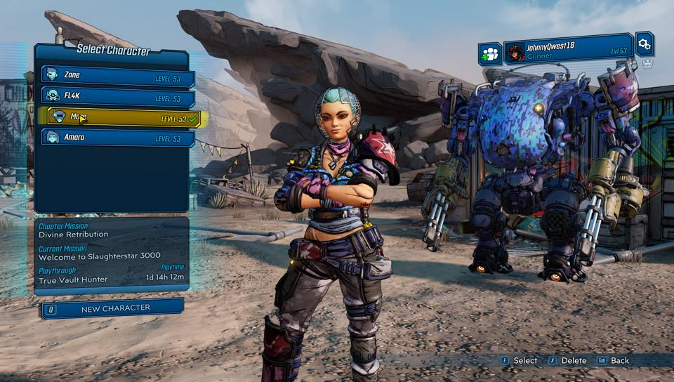 'Borderlands 3' Feels Great Now And All It Took Was A Lot Of Buffs And A New PC