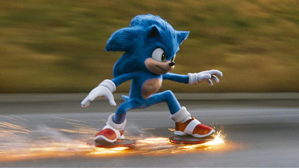 Box Office: 'Sonic' Races Into The Record Books With $68M Debut