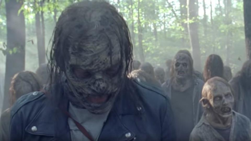 Here's When 'The Walking Dead' Runs Out Of Source Material Runway