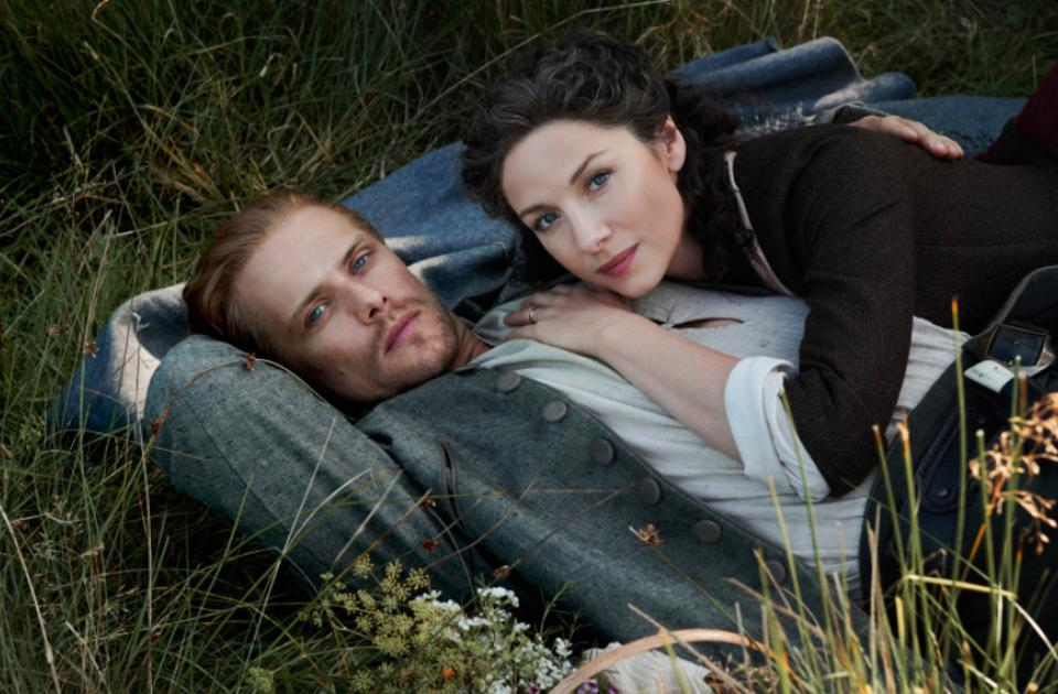 The Passion Continues On New Season Of 'Outlander'
