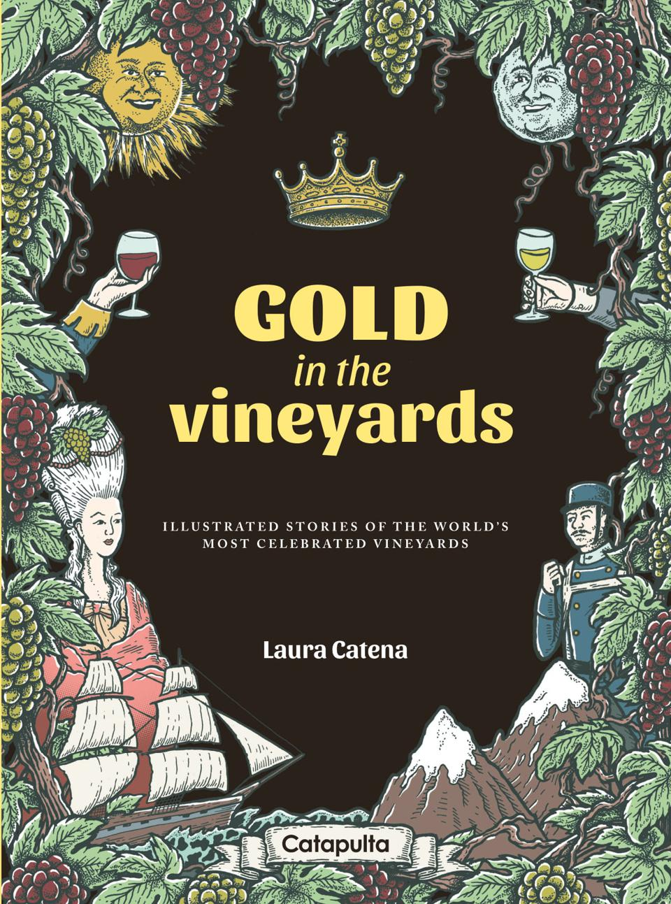 Cover of Gold in the Vineyards