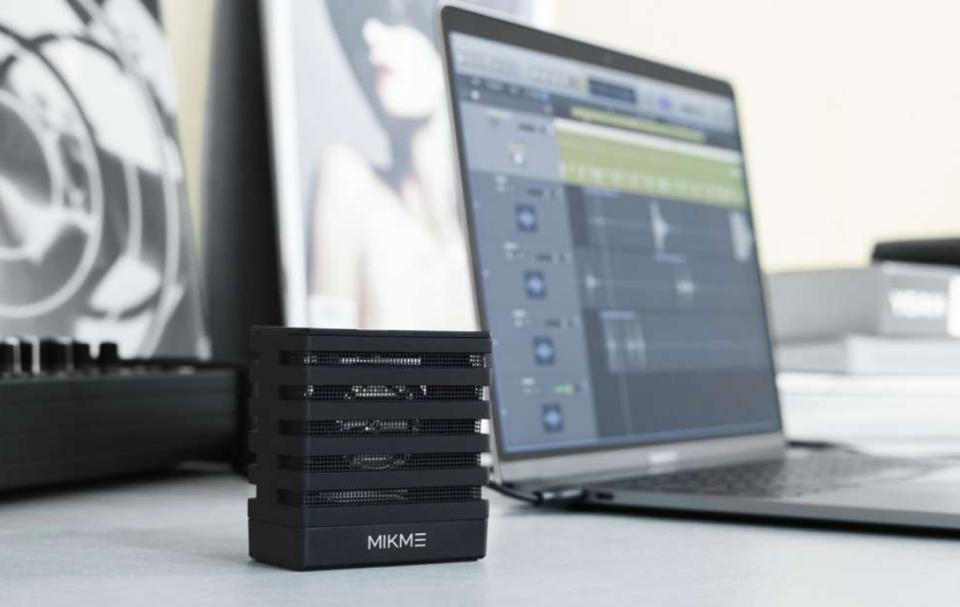 Mikme Wireless Microphone