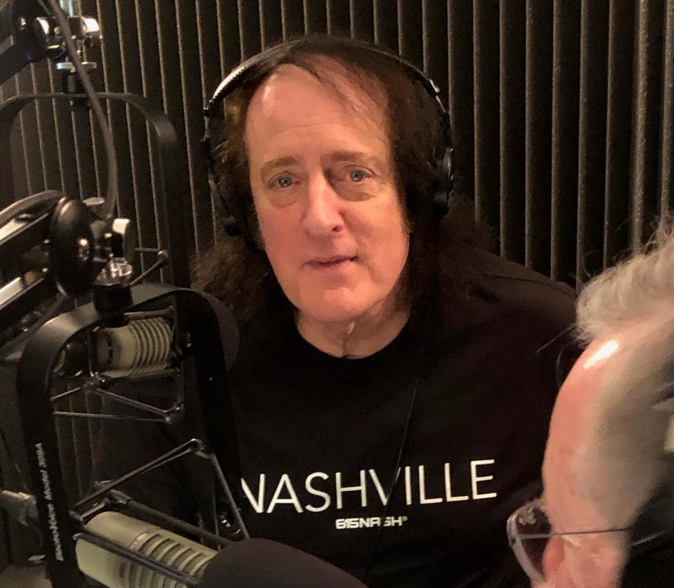 Tommy James talking about his recording days with the Shondells.