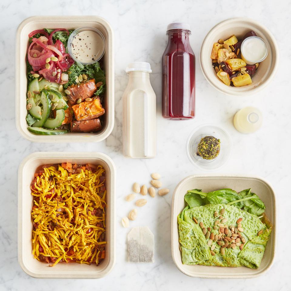 Active protein Detox Kitchen delivery